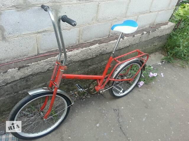 бу продам велосипед на ходу в Константиновке (Донецкой обл.)