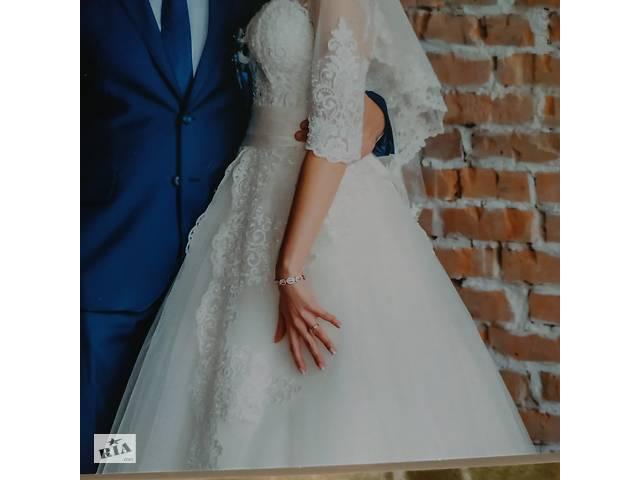 продам Продам весільну сукню бу в Білій Церкві