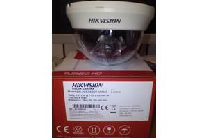 Новые Профессиональные видеокамеры Hikvision