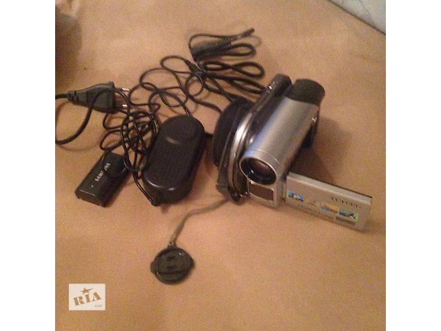 купить бу Продам видеокамеру в Киеве
