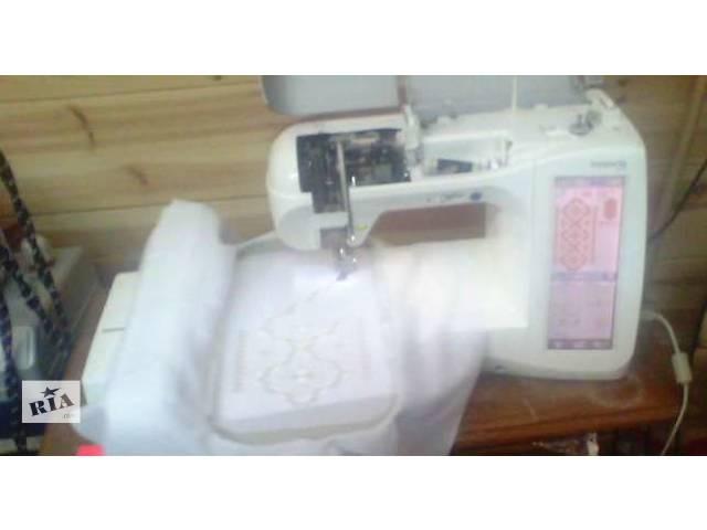 Продам вишивальну машину Brother Innov-is 4000- объявление о продаже  в Ровно