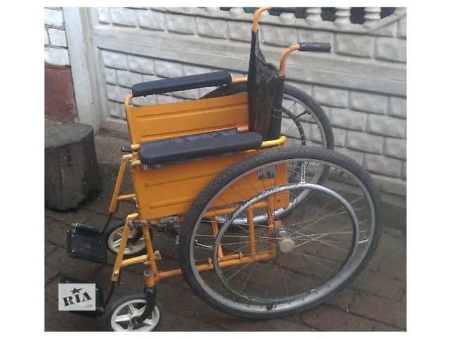 Продам инвалидную кресло - коляску.- объявление о продаже  в Харькове