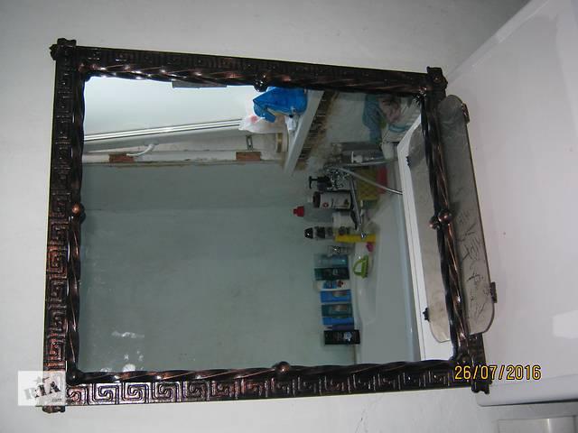 купить бу Продам зеркало в кованой рамке в Харькове