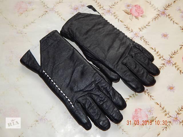 Продам женские перчатки кожанные- объявление о продаже  в Херсоне