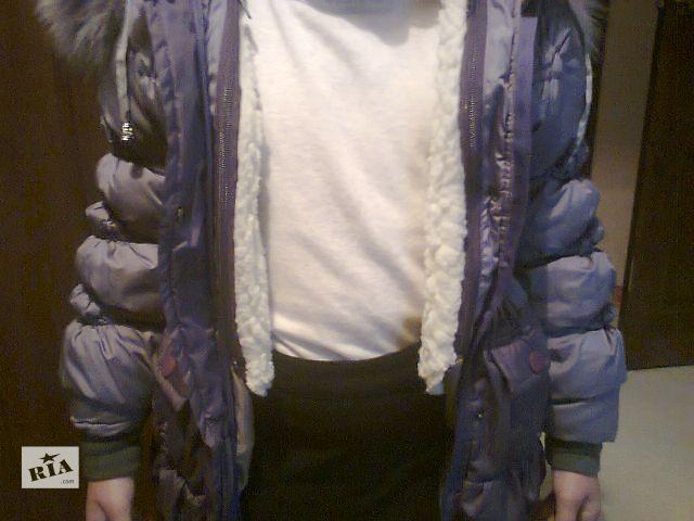 купить бу Куртка - осене-зимняя с подстежкой Blue door в Харькове