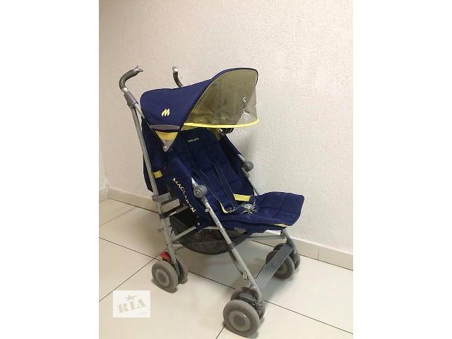 Продам детскую коляску Maclaren techno XLR- объявление о продаже  в Харькове