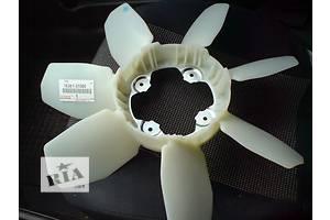 Новые Диффузоры Toyota Land Cruiser Prado 120