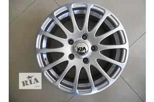 Нові диски Kia Carens
