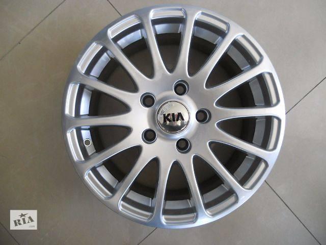 бу Продам диски R15 5x114.3 новые литые на KIA Carens; Soul; Cee'd в Харькове