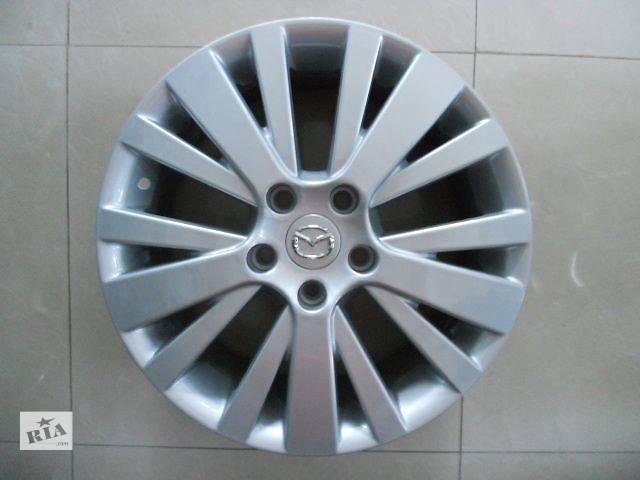 продам Продам диски R17 5x114.3 новые литые на MAZDA 3;323;5;6 бу в Харкові