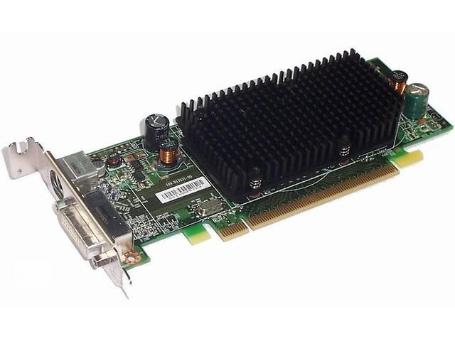 бу Продаю видеокарту ATi Radeon HD2400Pro slim (Dell)/PCi-E/256МB GDDR2/DVI/TVO в Киеве
