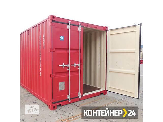 купить бу Продажа морских контейнеров 5,10,20,40,45 футов. Новые и б/у! Доставка по Украине! в Одессе
