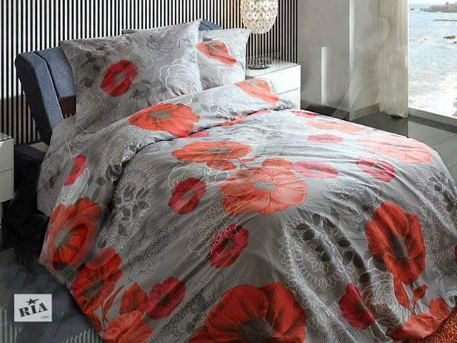 купить бу Продажа постельного белья, Комплект Маки в Киеве