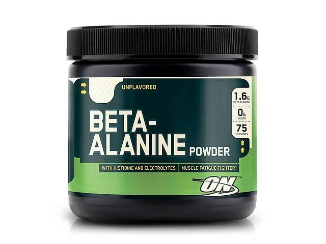 продам Аминокислота Optimum Nutrition Beta Alanine Unflavoured 203 г бу в Полтаве