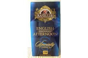 """Чай """"Базилур"""" Английский Полдник"""