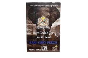 Чай Dilshan Earl Grey Pekoe Black Tea