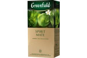 Чай травяной с лаймом Greenfield Spirit Mate 25 пак.