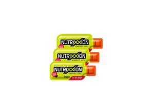 Енергетичний гель Nutrixxion Energy Gel з кофеїном (3 шт.) Orange (440114)