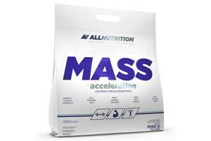 Гейнер Mass Acceleration - 7000g  Strawberry-Banana (Клубника-банан) (До 11.21) - All Nutrition