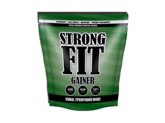 Гейнер Strong Fit Gainer 20, 909 г (104645)- объявление о продаже  в Полтаве