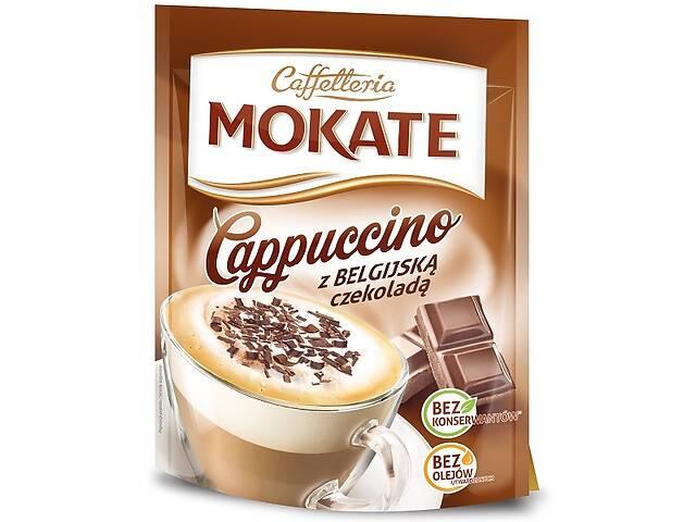 купить бу Капучино Mokate Сaffetteria Belgian Chocolate 110 г (26.075) в Киеве