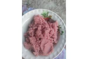 Картофель розовый