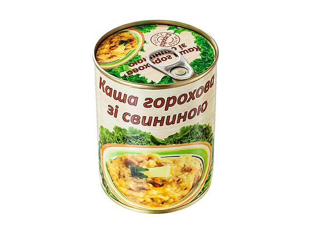 Каша гороховая со свининой L'appetit 350 г (4820177070134)- объявление о продаже  в Киеве