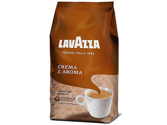 продам Кава зернова LAVAZZA Crema e Aroma бу в Житомире