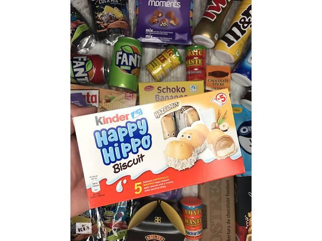 бу Kinder Happy Hippo - от магазина ШокоСтайл (Европейские сладости) в Мелитополе