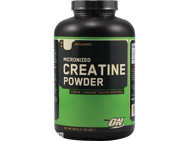 продам Креатин Optimum Nutrition Creatine Powder, 600 г (103366) бу в Полтаве
