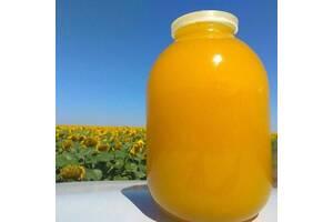 Мед подсолнух 900 кг - 3 бочки,60 грн / кг.