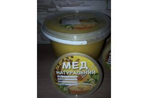Мёд урожай 2019