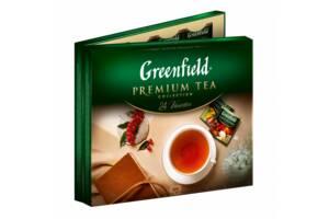 Набор чая Greenfield Premium Tea Collection 96 пак.