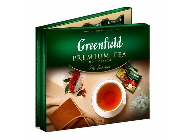 Набор чая Greenfield Premium Tea Collection 96 пак.- объявление о продаже  в Киеве