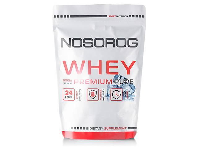 бу Nosorog Premium Whey натуральный, 1 кг в Мариуполе