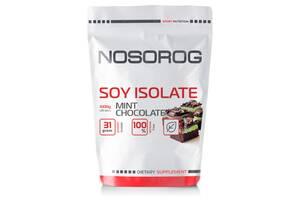 Nosorog Soy Isolate Protein шоколад мята, 1 кг