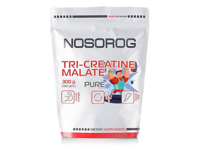 купить бу Nosorog Tri Creatine Malate, 300 гр в Мариуполе
