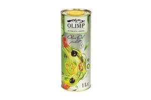 Оливковое масло EXTRA VIRGIN OLIVE OIL Olimp Green Label 1л