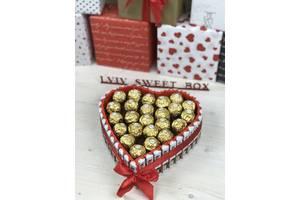 Оригинальный подарок/ Эксклюзивный подарок/ Ручная работа /Подарок девушке на день рождения / Торт из Киндер