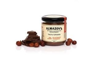 Паста фундук с молочным шоколадом Almazovъ 200г