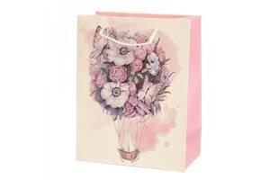 Подарунковий пакет Квіткова Магія