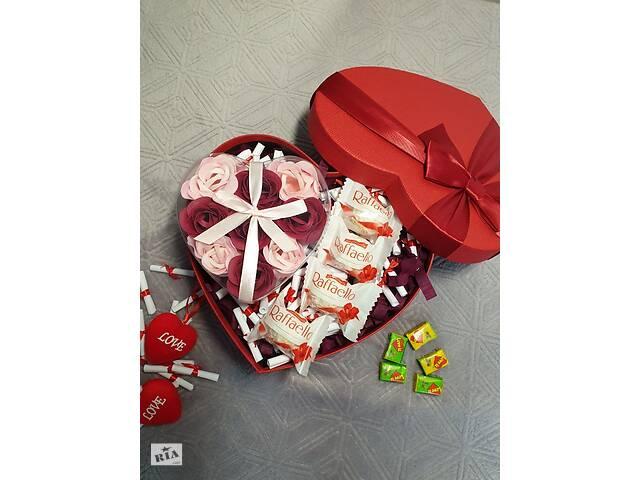 купить бу Подарок Набор Бокс для любимой девушки жены женщины в Ровно