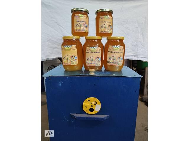 продам Продам натуральни мед зі своєї пасіки. 120 грн. бу в Гайсине