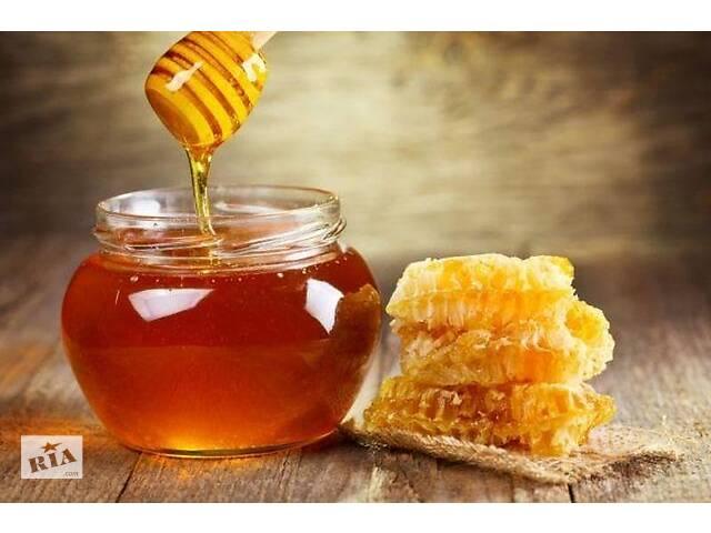бу Продам натуральный  мед 2020г. липовый с разнотравьем. в Одессе