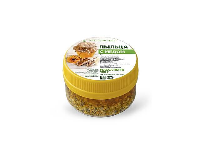 продам Пыльца с мёдом Vesta Organic 100 г бу в Киеве