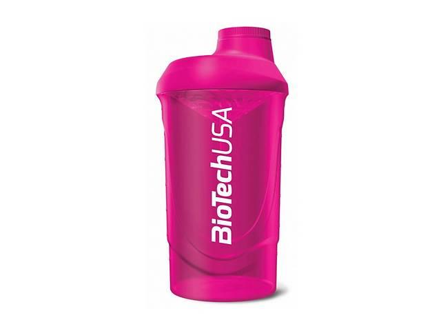 """Шейкер Shaker Wave BioTech USA """"Magic Magenta"""" 600 ml- объявление о продаже  в Кременчуге"""