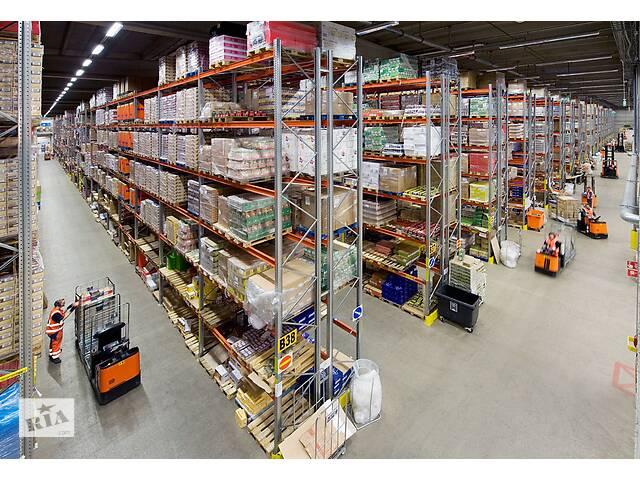 Упаковщик товаров для супермаркетов Ашан