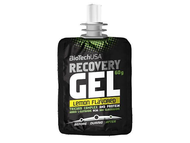 продам Восстанавливающий гель BioTech USA Recovery Gel, 60 г  лимон бу в Полтаве