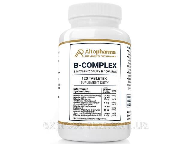 продам Витамины Altopharma B-Complex - 120 табл бу в Харькове