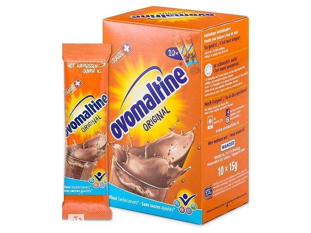 Витаминизированный какао Ovomaltine original из Швейцарии- объявление о продаже  в Харькове